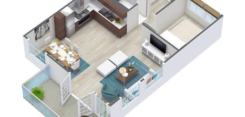 floorplan-3D